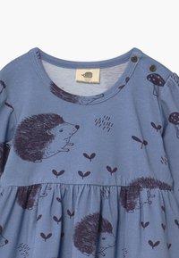 Walkiddy - HAPPY HEDGEHOGS BABY - Jersey dress - blue - 2