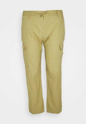 LASSO - Cargo trousers - khaki