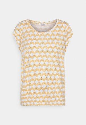 WAVES - Camiseta estampada - sunflower