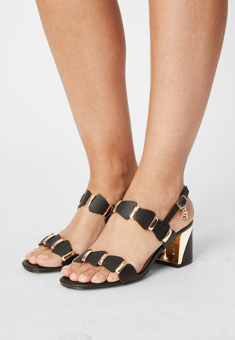 Laura Biagiotti - Sandals - black