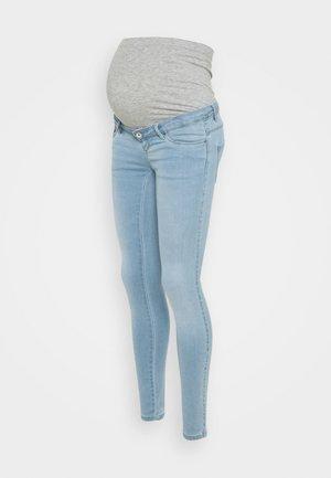 OLMROYAL LIFE - Jeans Skinny Fit - light blue denim