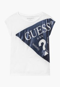 Guess - TODDLER - T-shirt print - deck blue - 0