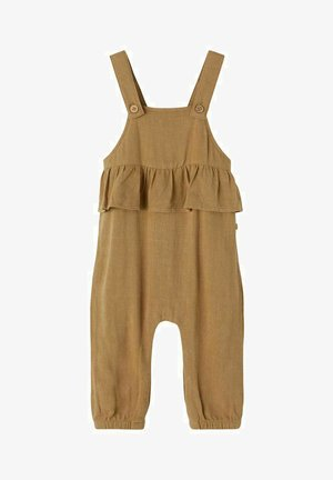 LOOSE FIT - Dungarees - ermine