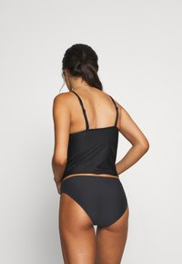 s.Oliver - Bikini bottoms - black - 2