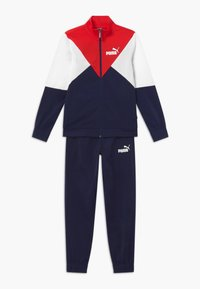 Puma - REBEL SUIT SET - Tracksuit - peacoat - 0