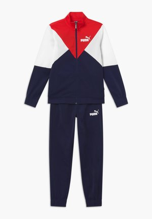 REBEL SUIT SET - Tracksuit - peacoat