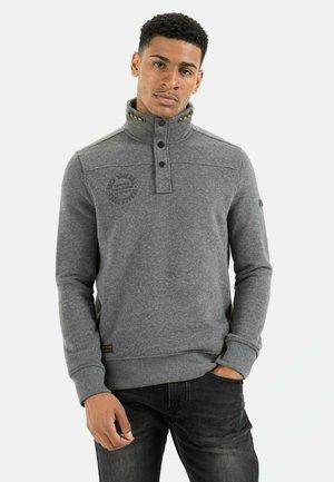Sweatshirt - stone grey