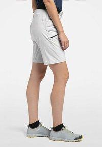 Haglöfs - L.I.M FUSE SHORTS - Outdoor shorts - stone grey - 2