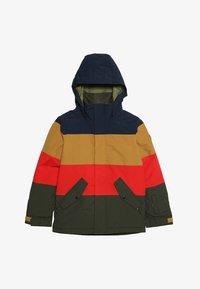 Burton - SYMBOL - Snowboardová bunda - dress blue - 5