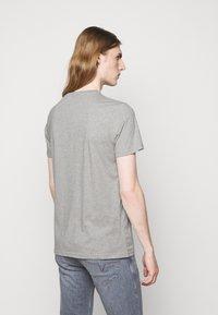 JOOP! Jeans - Printtipaita - silver - 2