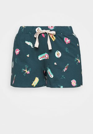DEAL POOL - Pyjama bottoms - teal mix