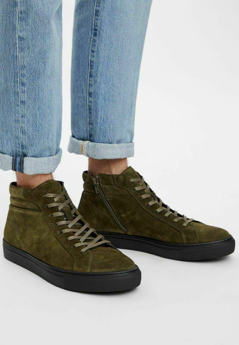 Herren BIAAJAY ZIP  - Sneaker high