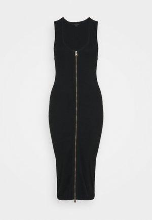 ALICIA DRESS - Pouzdrové šaty - black