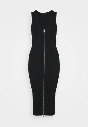 ALICIA DRESS - Vestido de tubo - black
