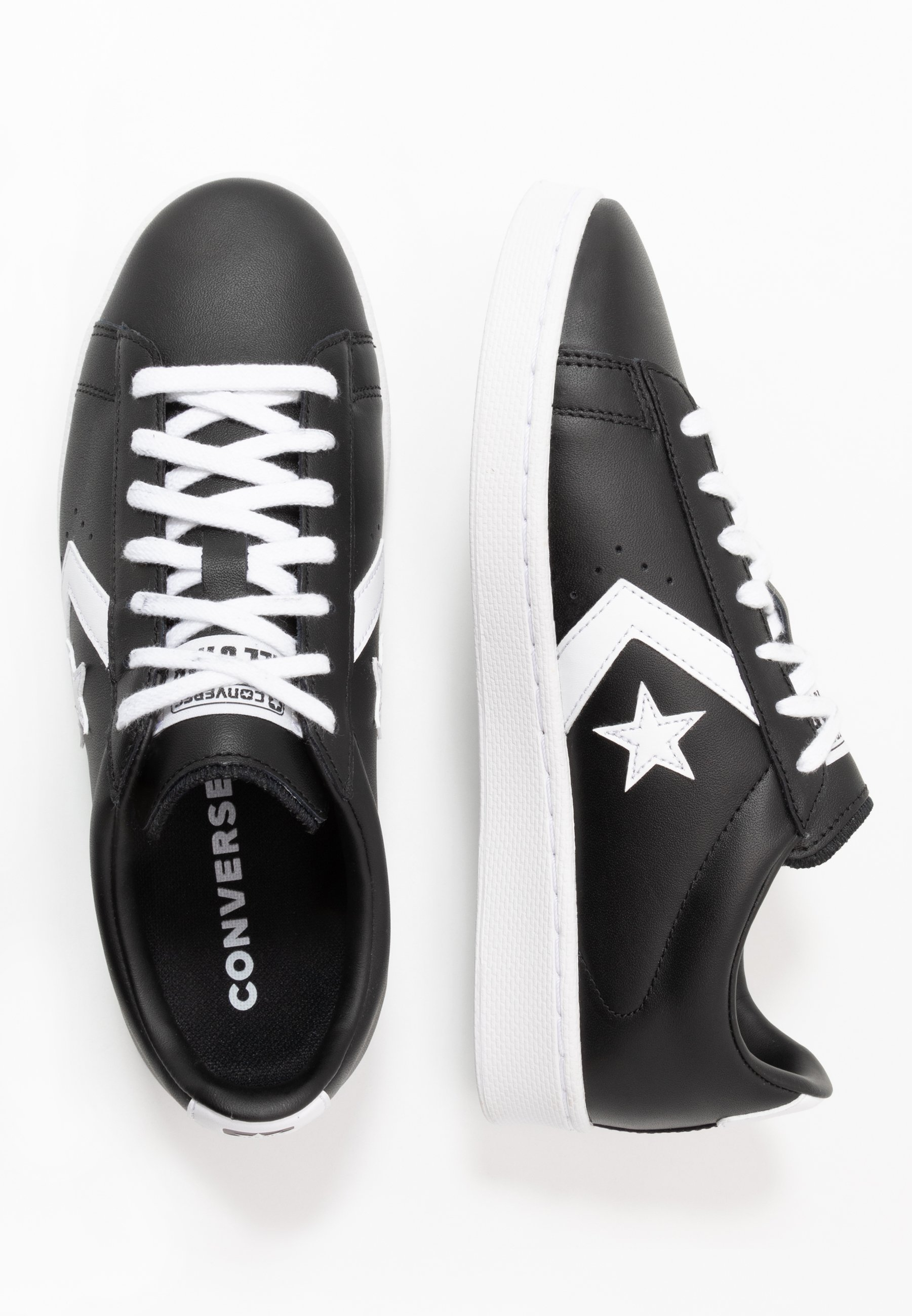PRO LEATHER - Sneakers basse - black/white