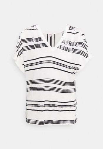KURZARM - Print T-shirt - offwhite