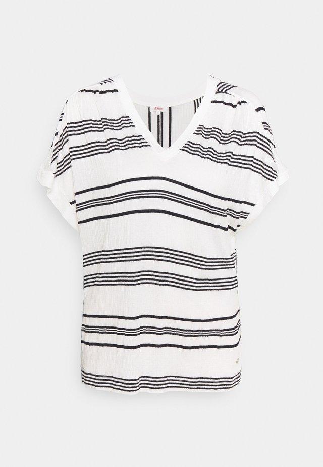 KURZARM - T-shirt print - offwhite