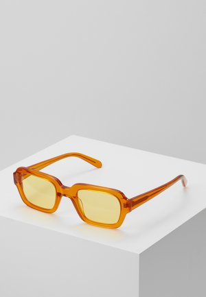 CODE - Sunglasses - transparent/orange