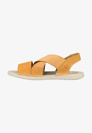 Sandały - orange