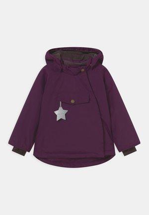 WANG UNISEX - Winter jacket - deep purple