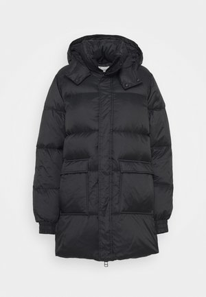 SOL JACKET - Down coat - black