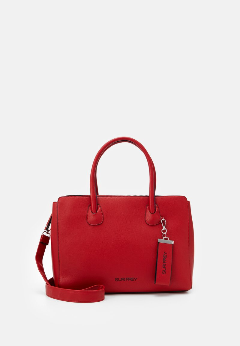 SURI FREY - PHILLY  - Handbag - red/blue