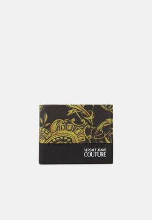 RANGE REGALIA BAROQUE UNISEX - Portemonnee - nero/oro