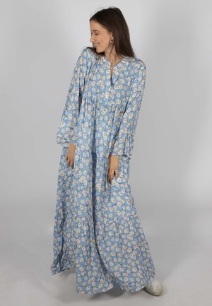 DAISY - Maxi dress - hellblau