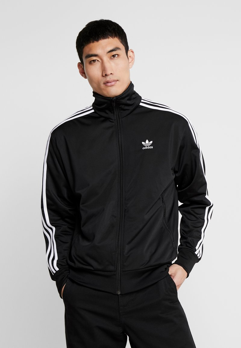 adidas Originals - FIREBIRD ADICOLOR SPORT INSPIRED TRACK TOP - Giacca sportiva - black