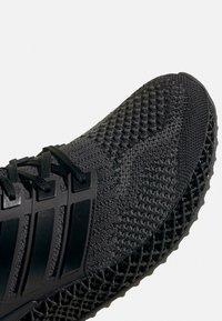 adidas Performance - ULTRA4D 5.0 - Matalavartiset tennarit - cblack/cblack/carbon - 9