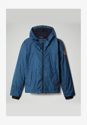 A-CIRCULAR - Light jacket - poseidon blue
