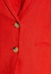 Oui - Blazer - fiery red - 5