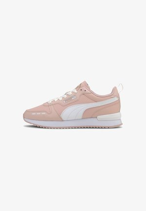 R78 TRAINERS  - Sneakers basse - peachskin-puma white