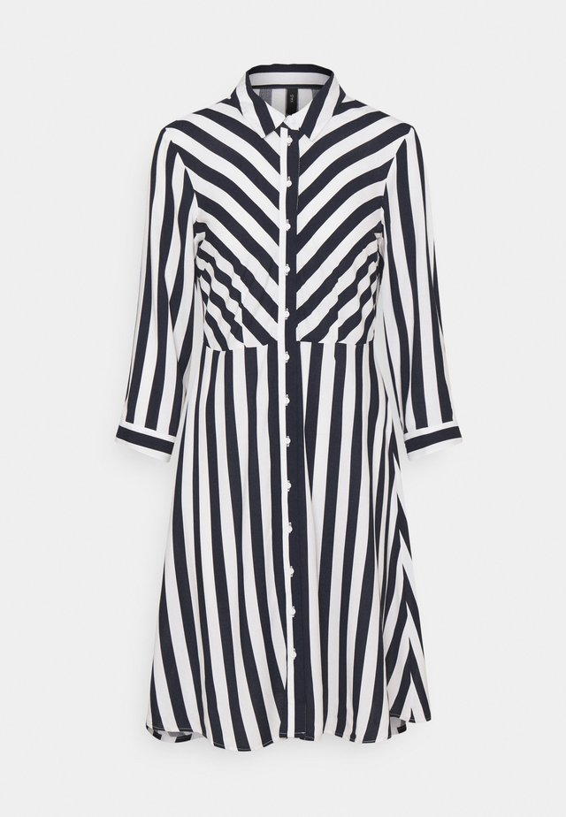 YASSAVANNA DRESS - Shirt dress - sky captain