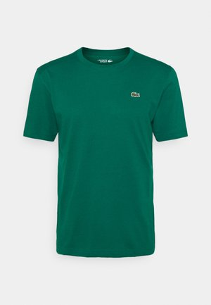 HERREN - T-shirt - bas - bottle green