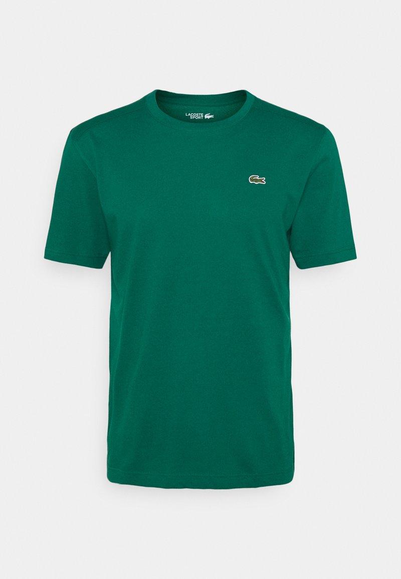 Lacoste Sport - CLASSIC - Basic T-shirt - bottle green