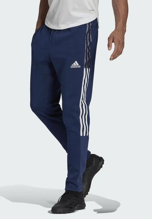 TIRO21 SW PNT - Tracksuit bottoms - blue