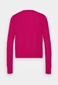 GAP Petite - Cardigan - bright peony pink - 1