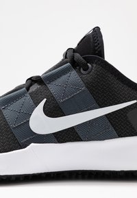 Nike Performance - VARSITY COMPETE TRAINER 2 - Sports shoes - black/white/anthracite - 5