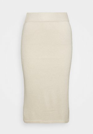 VMKOREA TALL - Pencil skirt - birch