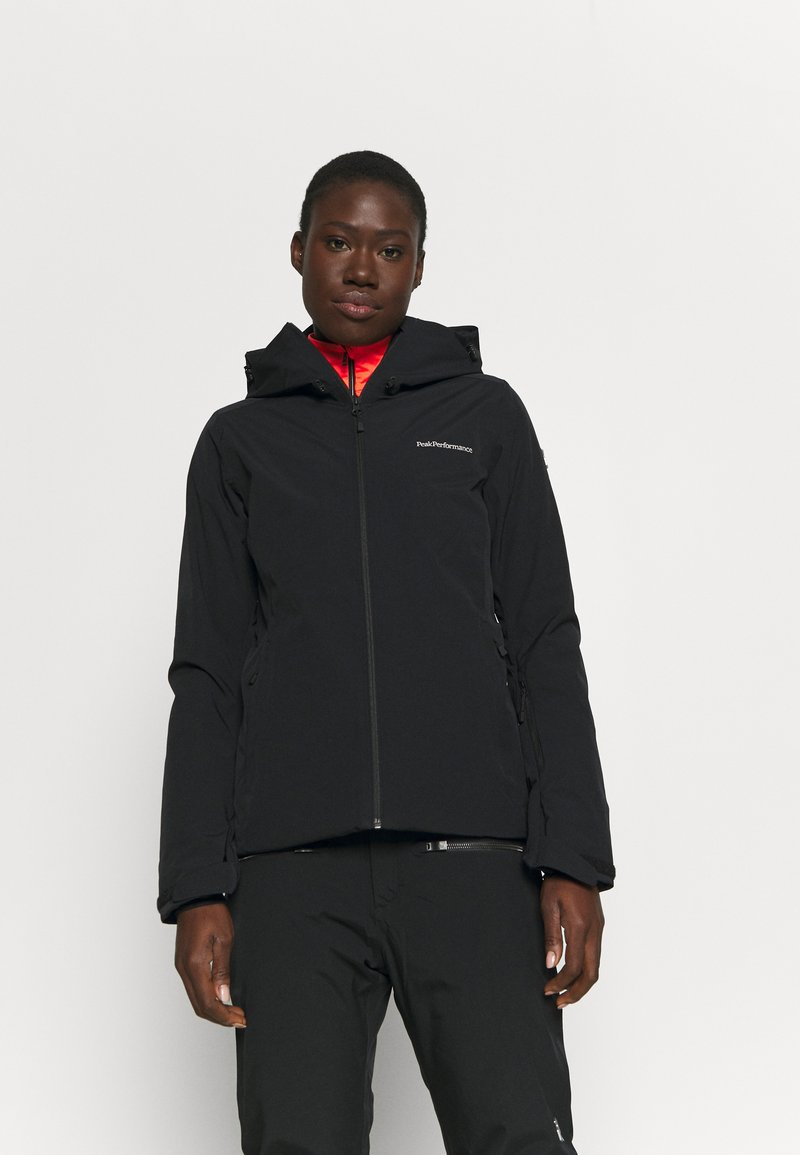 Peak Performance - ANIMA JACKET - Lyžařská bunda - black
