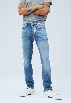 CHEPSTOW - Straight leg jeans - denim