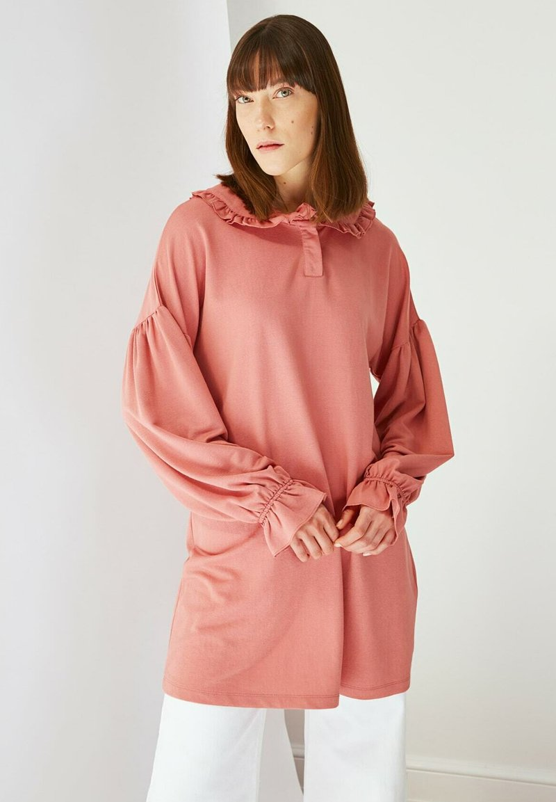 Trendyol - Blouse - pink
