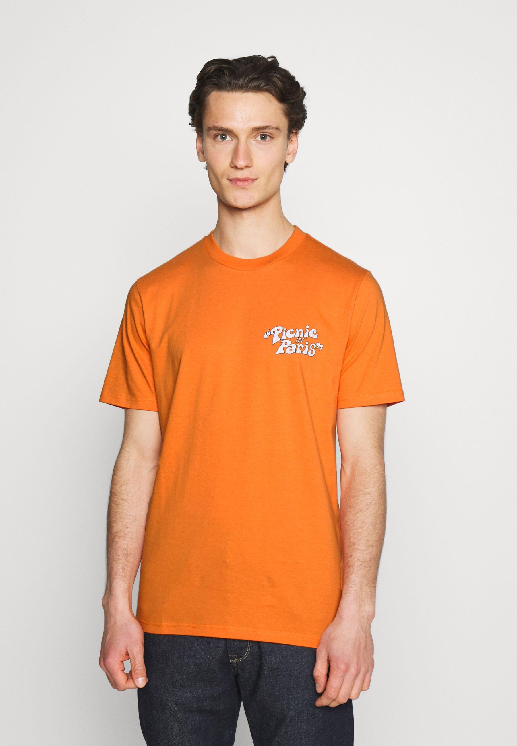 Men PICNIC IN PARIS - Print T-shirt