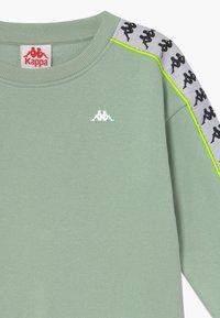 Kappa - HANKA - Sweatshirts - light green - 3
