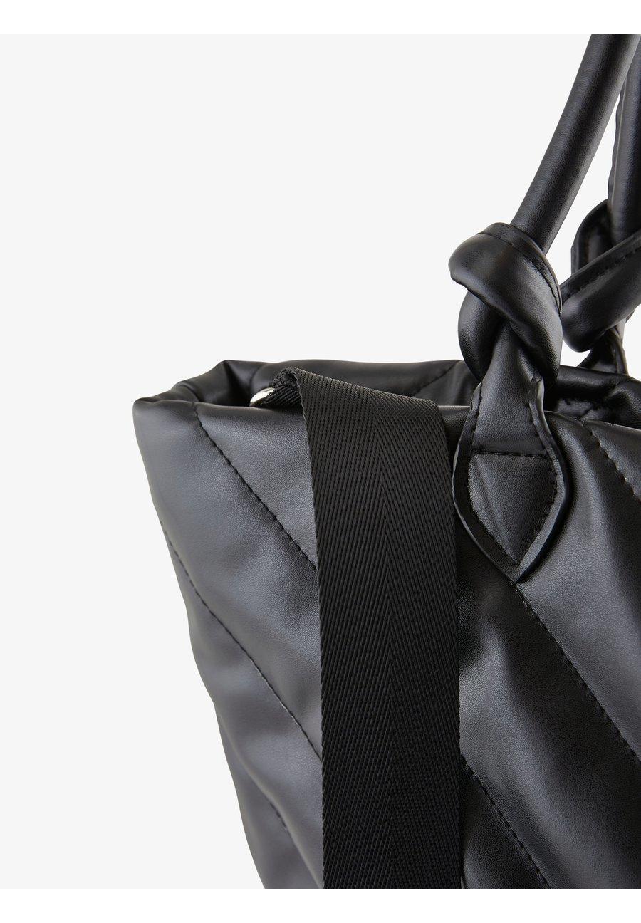 Pieces Shopping bag - black - Borse & Accessori da donna Outlet