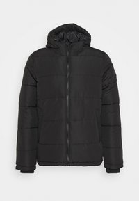 Burton Menswear London - MIDWEIGHT PUFFER - Talvitakki - black - 3