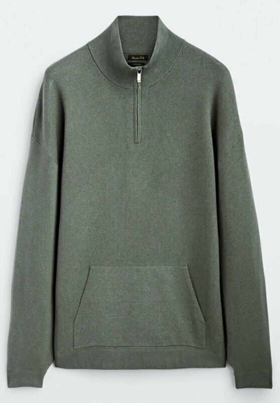 Men MIT UND REISSVERSCHLUSS - Sweatshirt