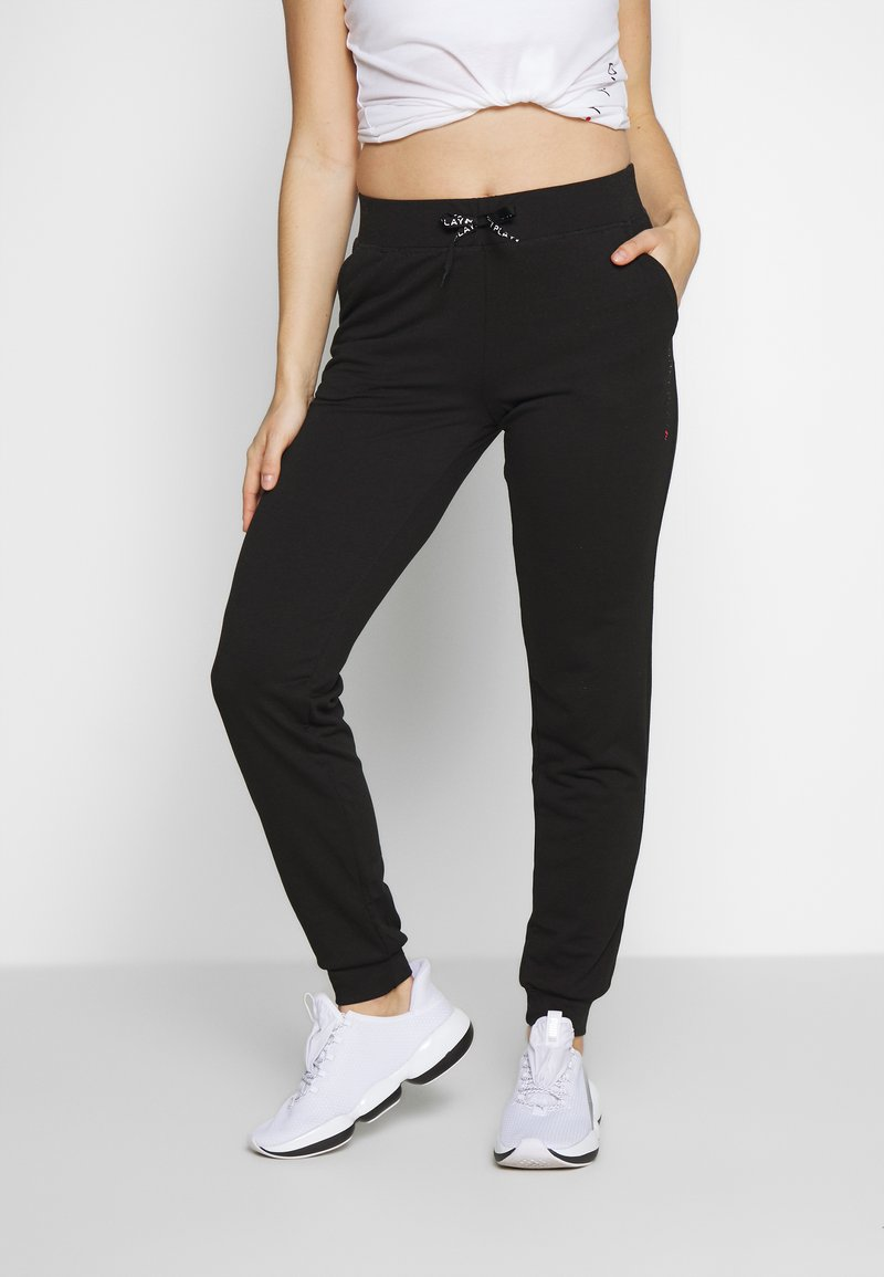 ONLY Play - ONPPERFORMANCE PANTS - Pantalones deportivos - black