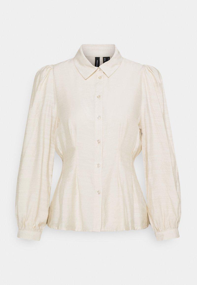 Vero Moda - VMCLOVER - Button-down blouse - birch